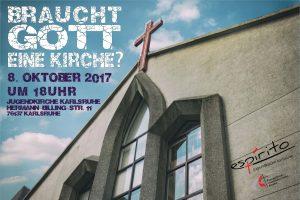 JuGo - Braucht Gott eine Kirche? @ Karlsruhe | Baden-Württemberg | Deutschland
