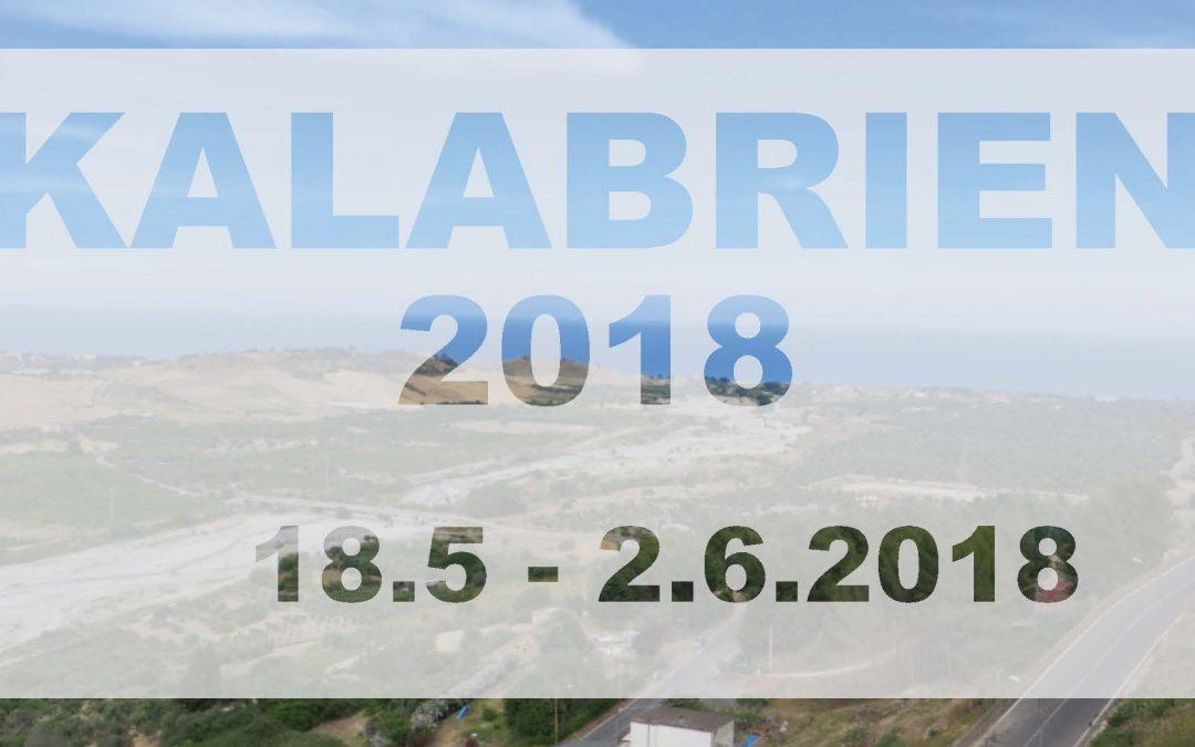 Kalabrien 2018
