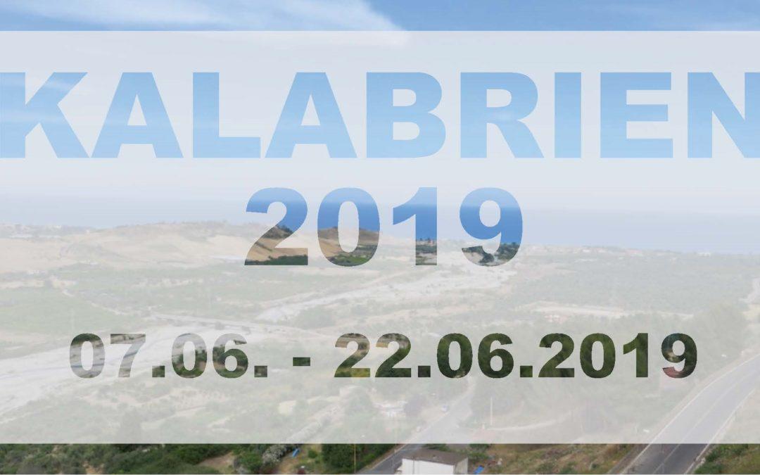 Kalabrien 2019